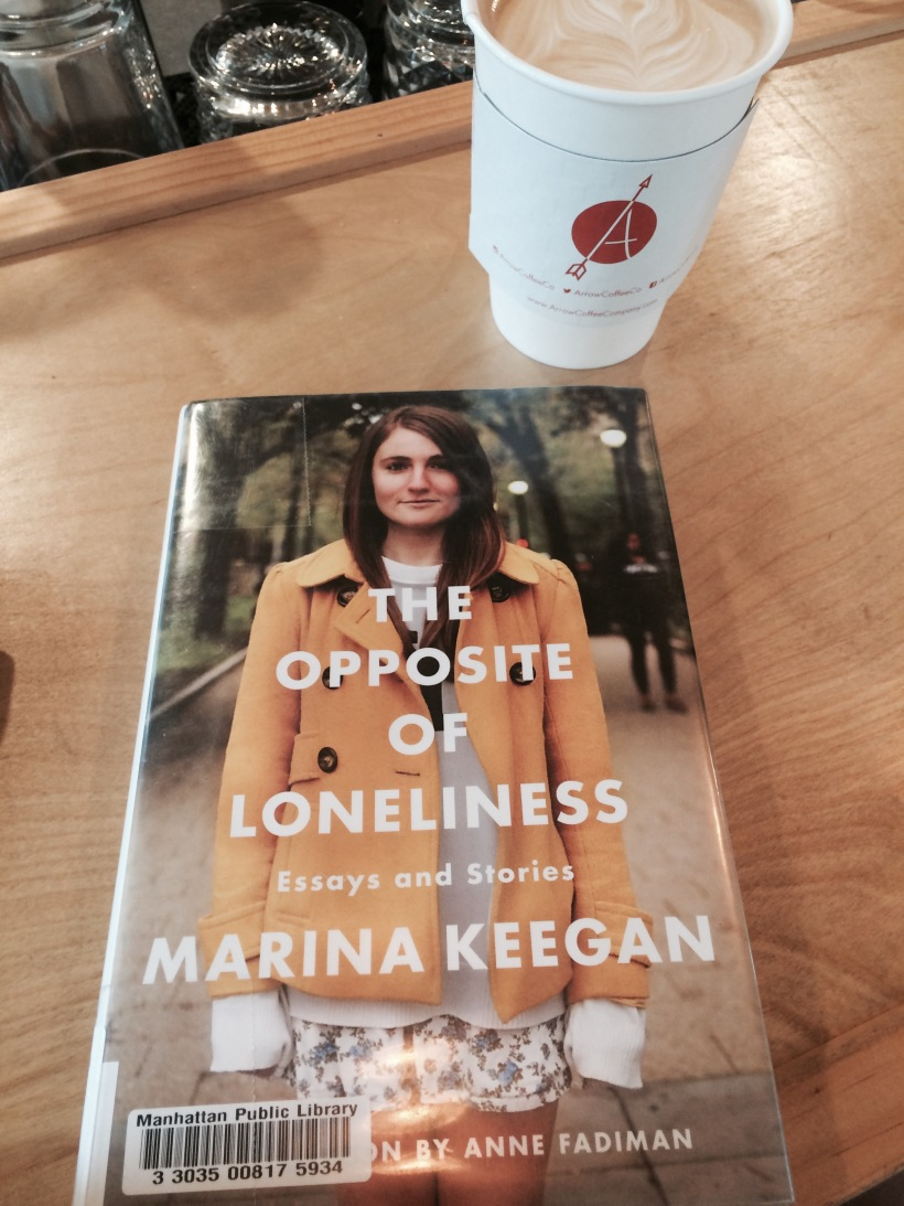 book reviews the opposite of loneliness essays and stories by marina keegan